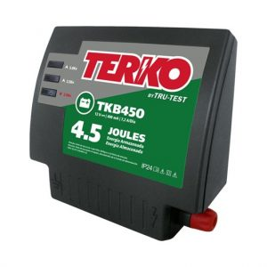 Impulsor a Batería Terko TKB450 de 4,5 Joules 12 V