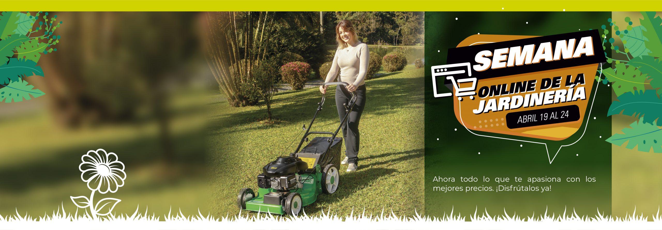 Semana Online Jardinería Durespo