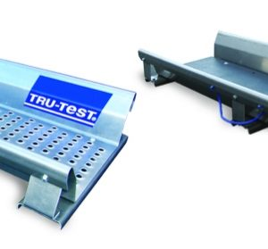 Plataforma de aluminio tru-test